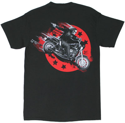 Jax In Action - Sons Of Anarchy T-shirt