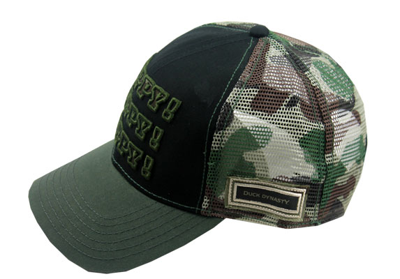 Happy! Happy! Happy! - Duck Dynasty Trucker Hat