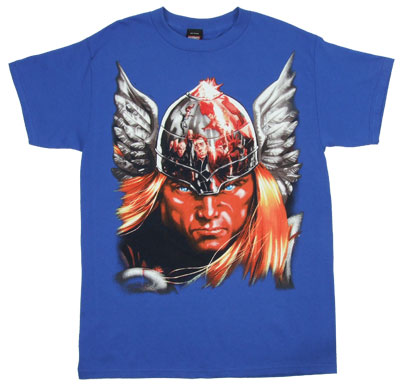 The Mighty - Marvel Comics T-shirt