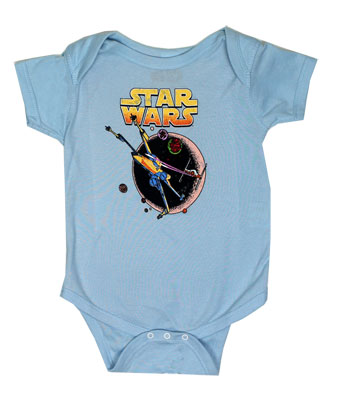 Space Marbles - Star Wars Infant Onesie