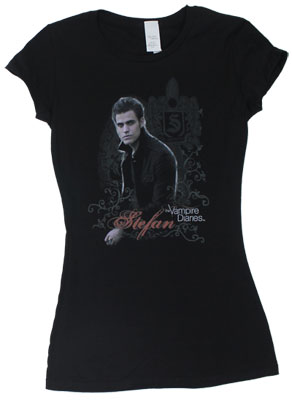 Stefan - Vampire Diairies Sheer Women's T-shirt