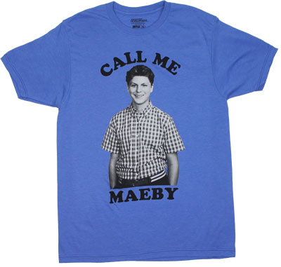 Call Me Maeby - Arrested Development T-shirt