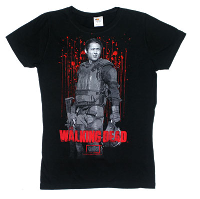 Glenn - Walking Dead Juniors T-shirt