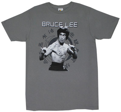 Bruce Lee Sheer T-shirt