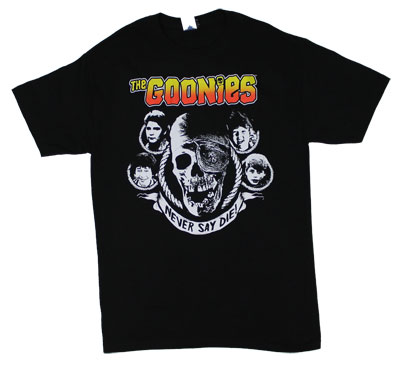 Character Faces - Goonies T-shirt