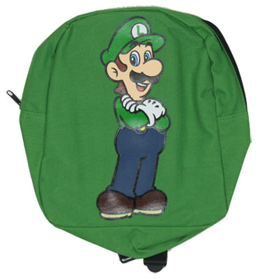 Luigi - Nintendo Mini-Backpack