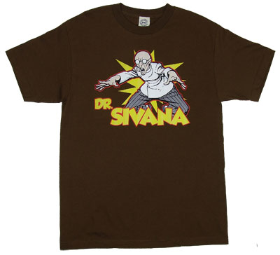 Dr. Sivana - DC Comics T-shirt