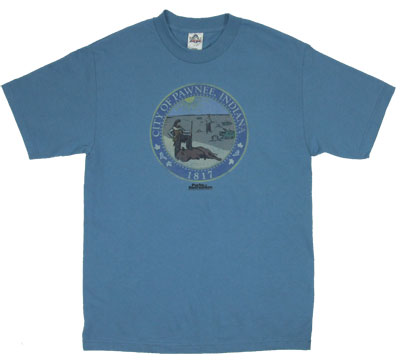 Pawnee Indiana - Parks And Recreation T-shirt
