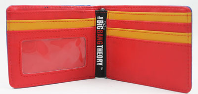 Bazinga! - Big Bang Theory Wallet
