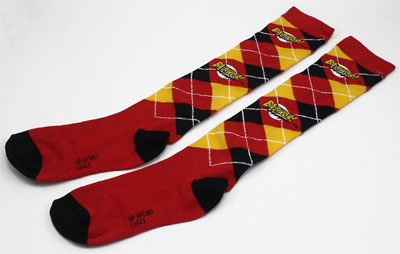 Bazinga! Argyle - Big Bang Theory Women's Socks
