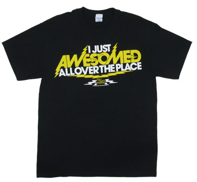 I Just Awesomed - How I Met Your Mother T-shirt
