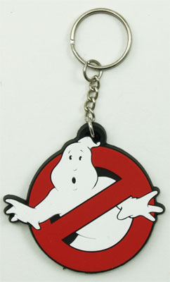Ghostbusters Keychain