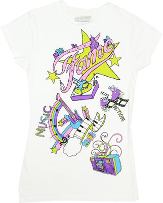 Music Sketch - Fame Sheer Women&#039;s T-shirt