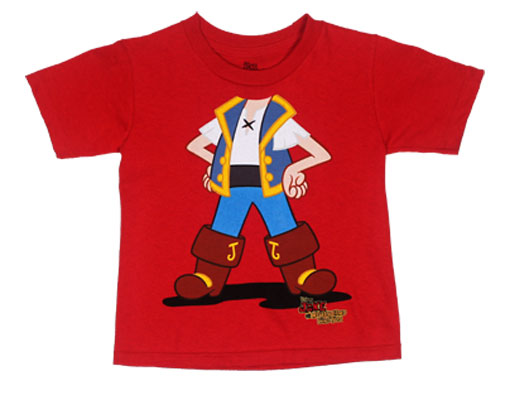 Jake Body - Jake And The Neverland PiratesToddler  T-shirt