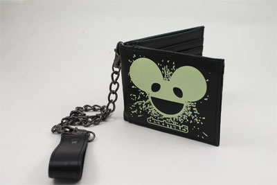 DeadMau5 Glow In The Dark Wallet