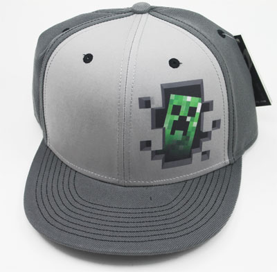 Creeper Inside - Minecraft Baseball Cap