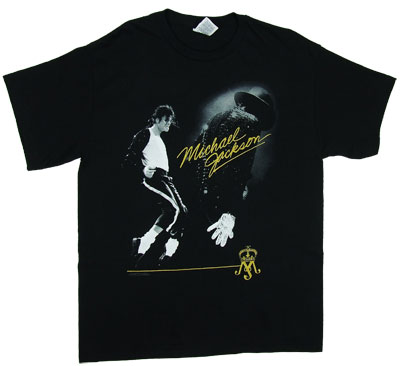 Smooth Moves - Michael Jackson T-shirt
