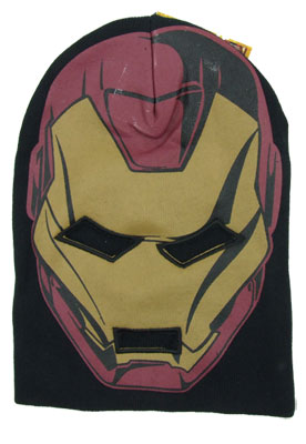 Iron Man - Marvel Comics Ski Mask