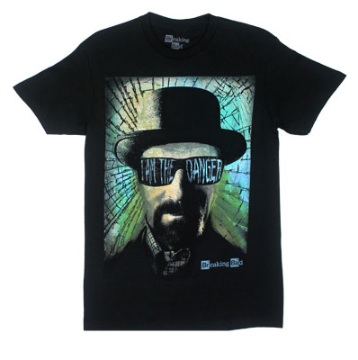 Danger Glasses - Breaking Bad t-shirt