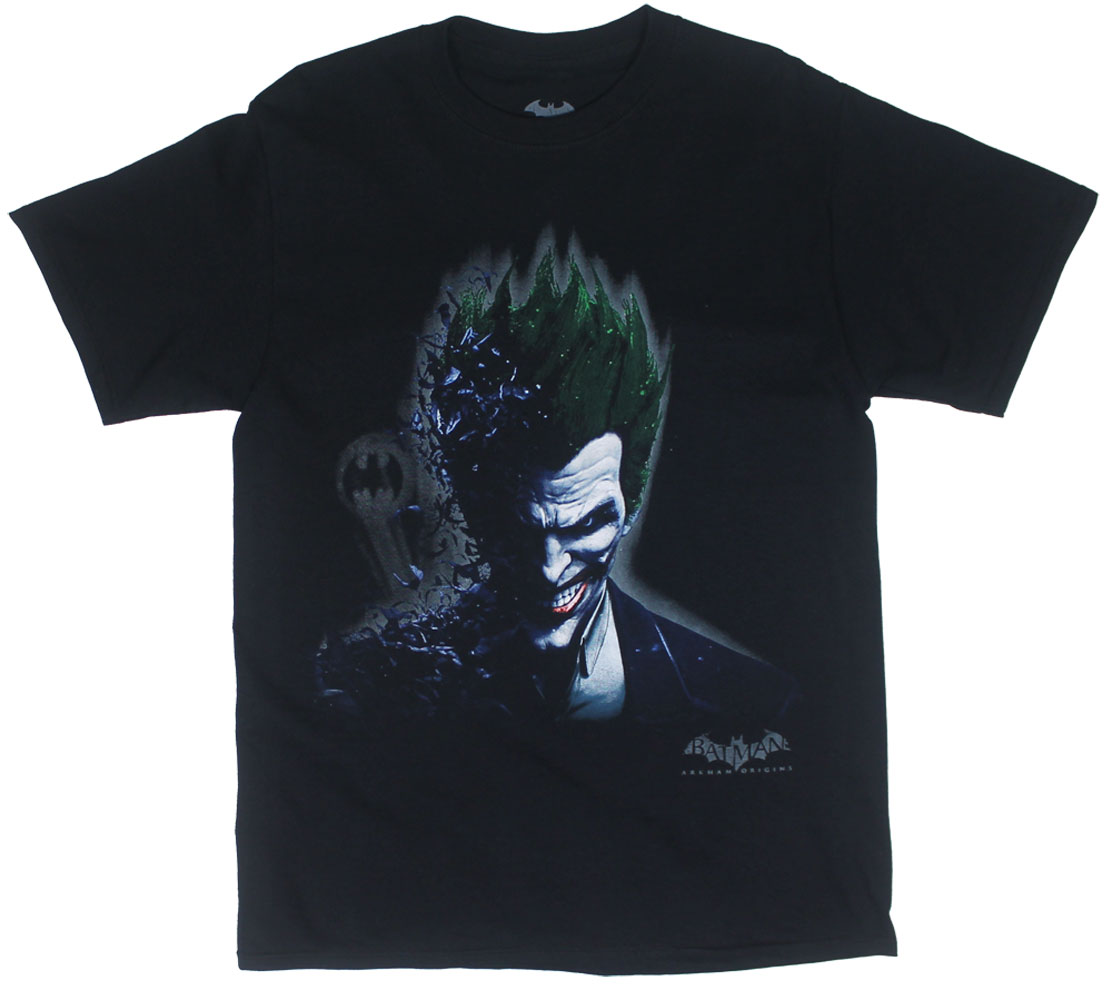 Joker - Batman Arkham Origins T-shirt