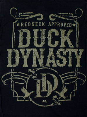 Redneck Approved - Duck Dynasty Long Sleeve T-shirt