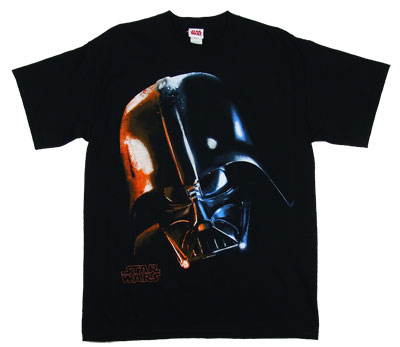 Vader Head - Star Wars T-shirt
