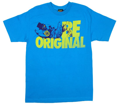 Be Original - Flava Flav T-shirt