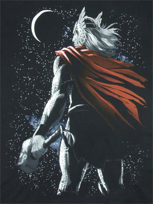 Crescent Moon - Thor - Marvel Comics T-shirt