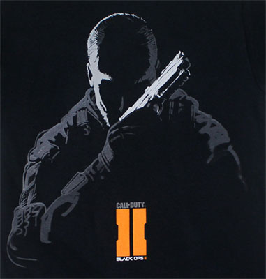 Lone Wolf Shadow - Call Of Duty Black Ops II T-shirt