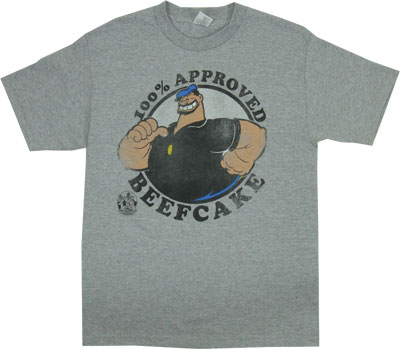 Beefcake - Popeye T-shirt