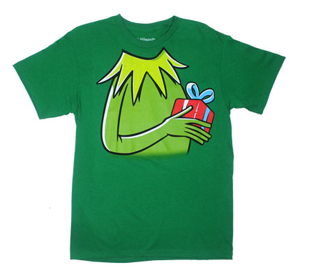 Kermit Body - Muppets T-shirt