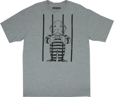 Get Out Of Jail Free - Monopoly T-shirt