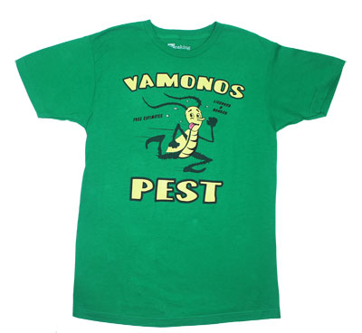 Vamonos Pest - Breaking Bad T-shirt