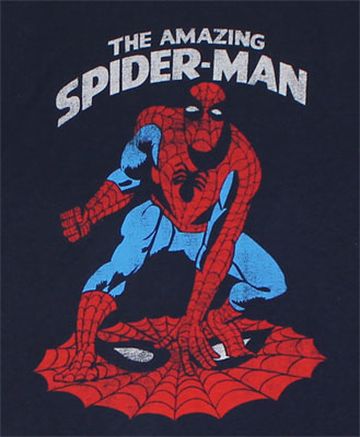 Web Face - Marvel Comics T-shirt