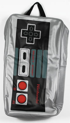 Raised Controller - Nintendo Backpack