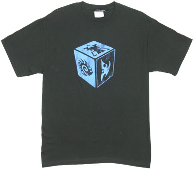 Random Race - Starcraft II T-shirt