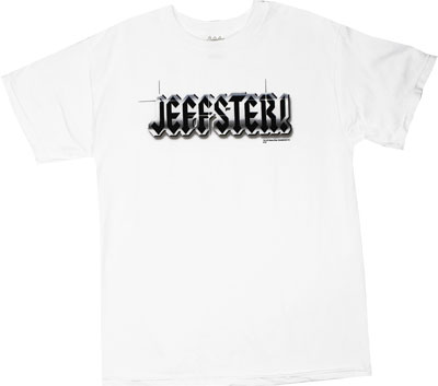 Jeffster! - Chuck T-shirt