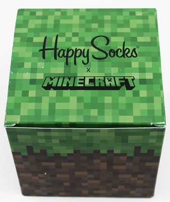Minecraft Sock Pack