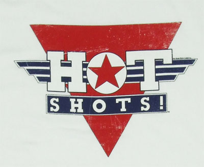 Hot Shots! Sheer T-shirt