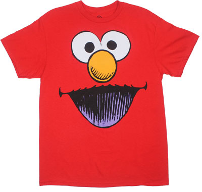 Smiling Elmo - Sesame Street T-shirt