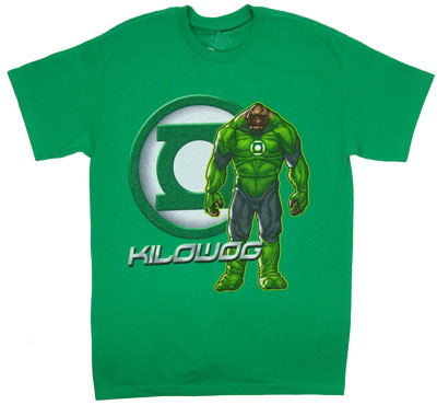 Kilowog - The Green Lantern T-shirt