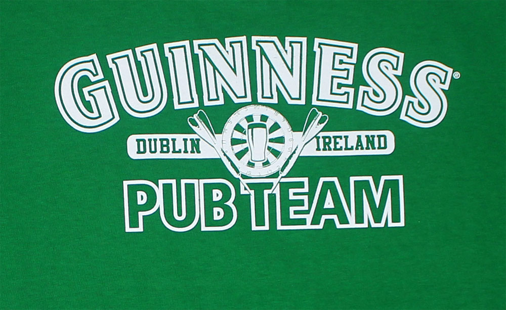 Pub Team - Guinness T-shirt
