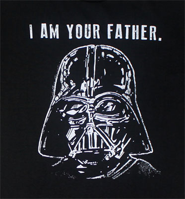 I Am Your Father - Star Wars Sheer T-shirt
