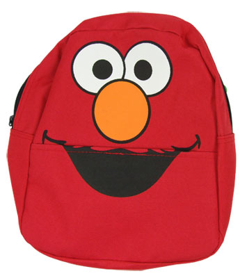 Elmo Face - Sesame Street Backpack
