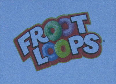 Froot Loops Sheer T-shirt