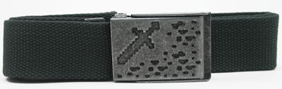 Iron Sword - Minecraft Belt