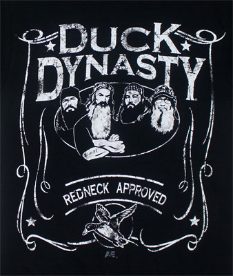 Group Scroll - Duck Dynasty T-shirt