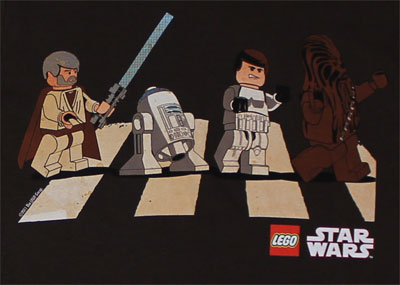 Star Road - LEGO Star Wars Juvenile T-shirt