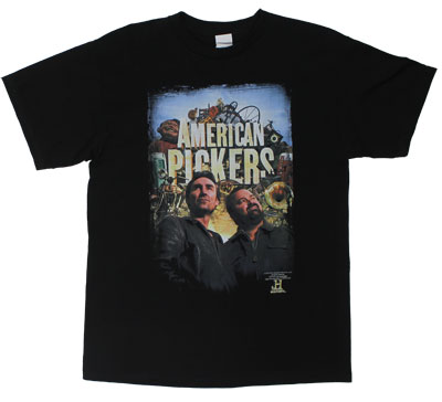 American Pickers T-shirt