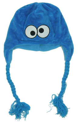 Cookie Monster - Sesame Street Laplander